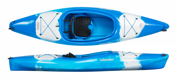 islander recreation fiesta kayak