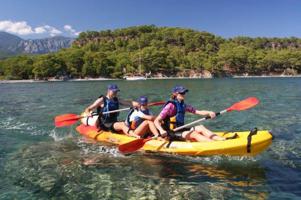 Double Sit on Top Kayaks