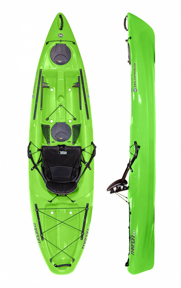 Tarpon 100 single kayak