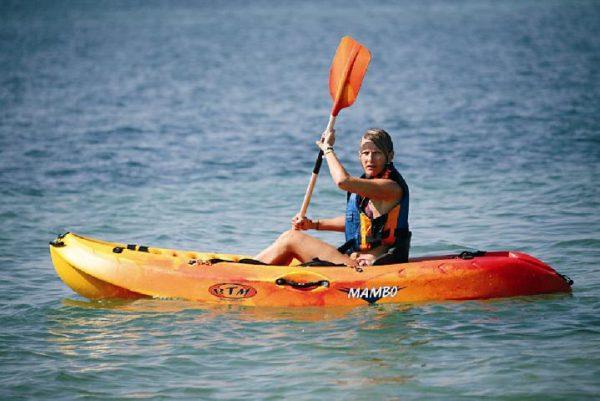 Single Sit on Top Kayaks