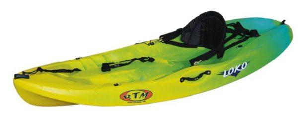rtm loko single kayak