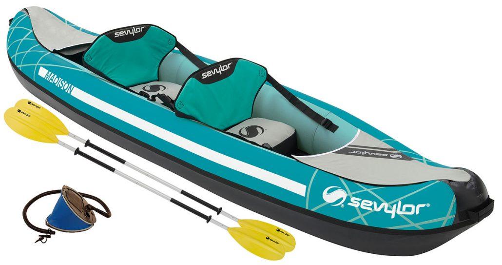 sevylor madison kit kayak