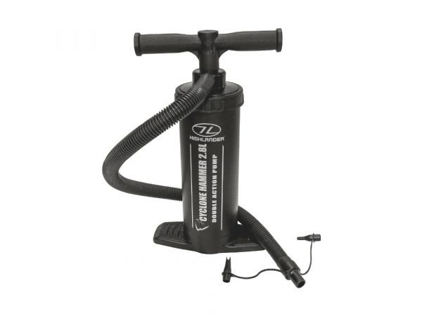 Cyclone Double Action Pump